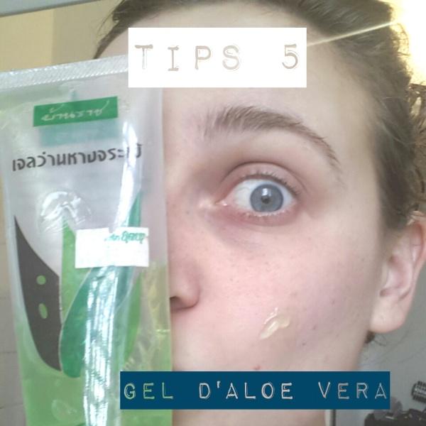 tips 5 aloe vera