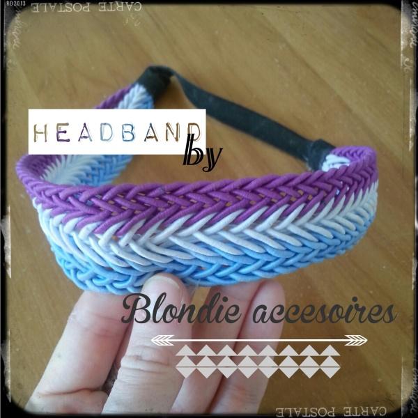 R. Headband blondie accessoires