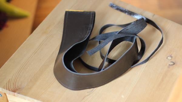 DIY Ceinture en cuir