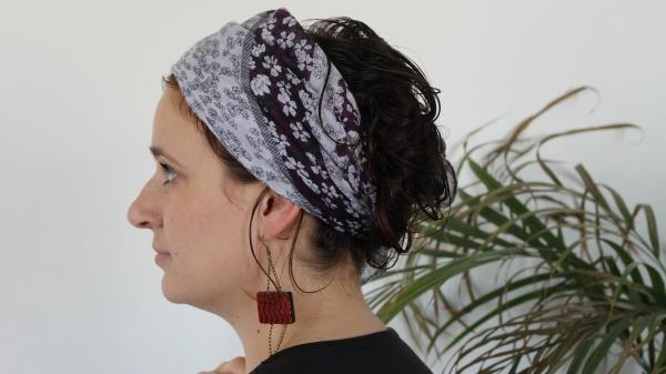 foulard de coté