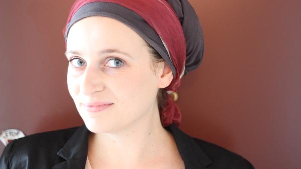Boubou foulard tête