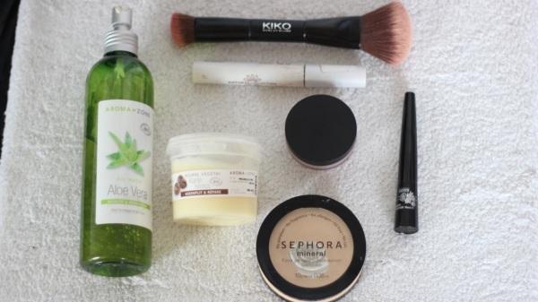 maquillage necessaire