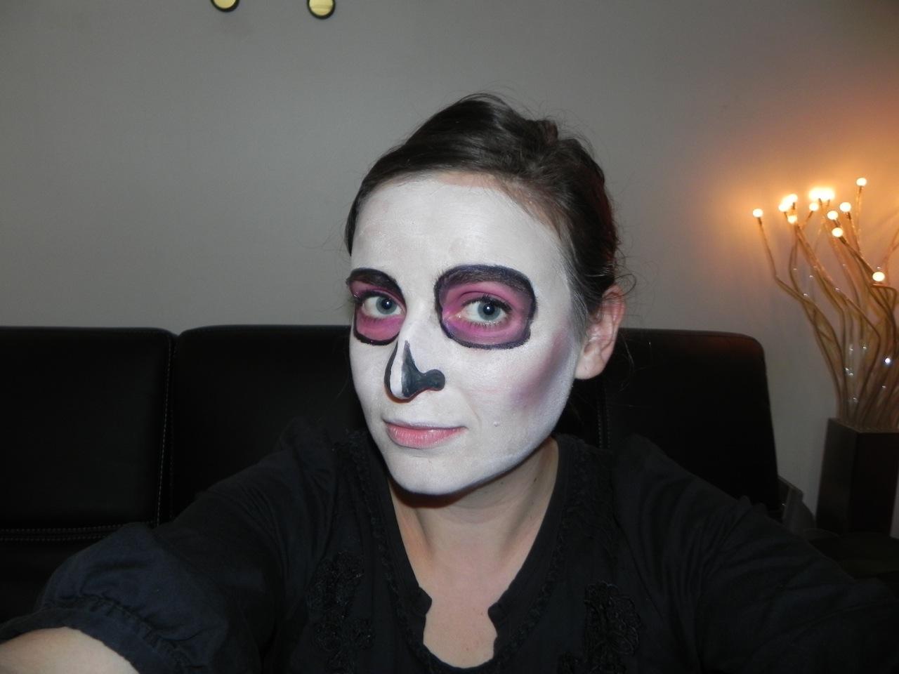Maquillage halloween mexicain fashion designs - Maquillage halloween mexicain ...