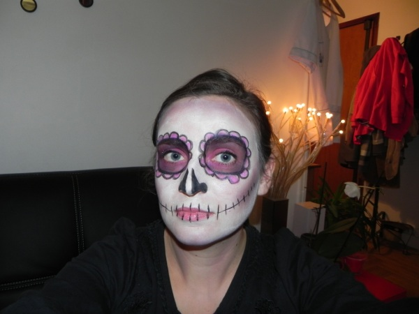 masque meexicain halloween