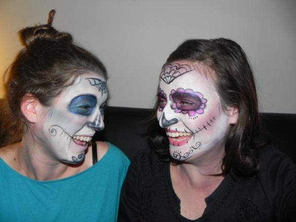 masque mexicain déguisement halloween