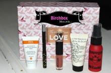 birchbox produits échantillon avis